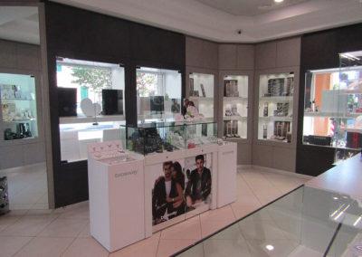 Gioielleria Signori a Montemurlo, foto del negozio all'interno