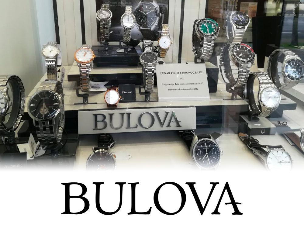 Orologi da polso Bulova - dalla Gioielleria Signori a Montemurlo